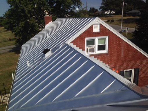 Standing Seam Metal Roofing – Manchester, Maryland