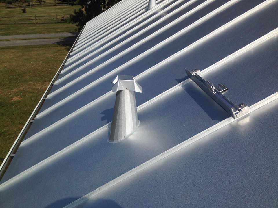 Standing Seam Metal Roofing Manchester Maryland