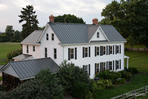 Rheinzink Roof – Houzz Article