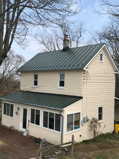 Hartford Green Standing Seam & Gutters – Union Bridge, Maryland.