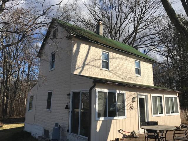 Hartford Green Standing Seam Amp Gutters Union Bridge
